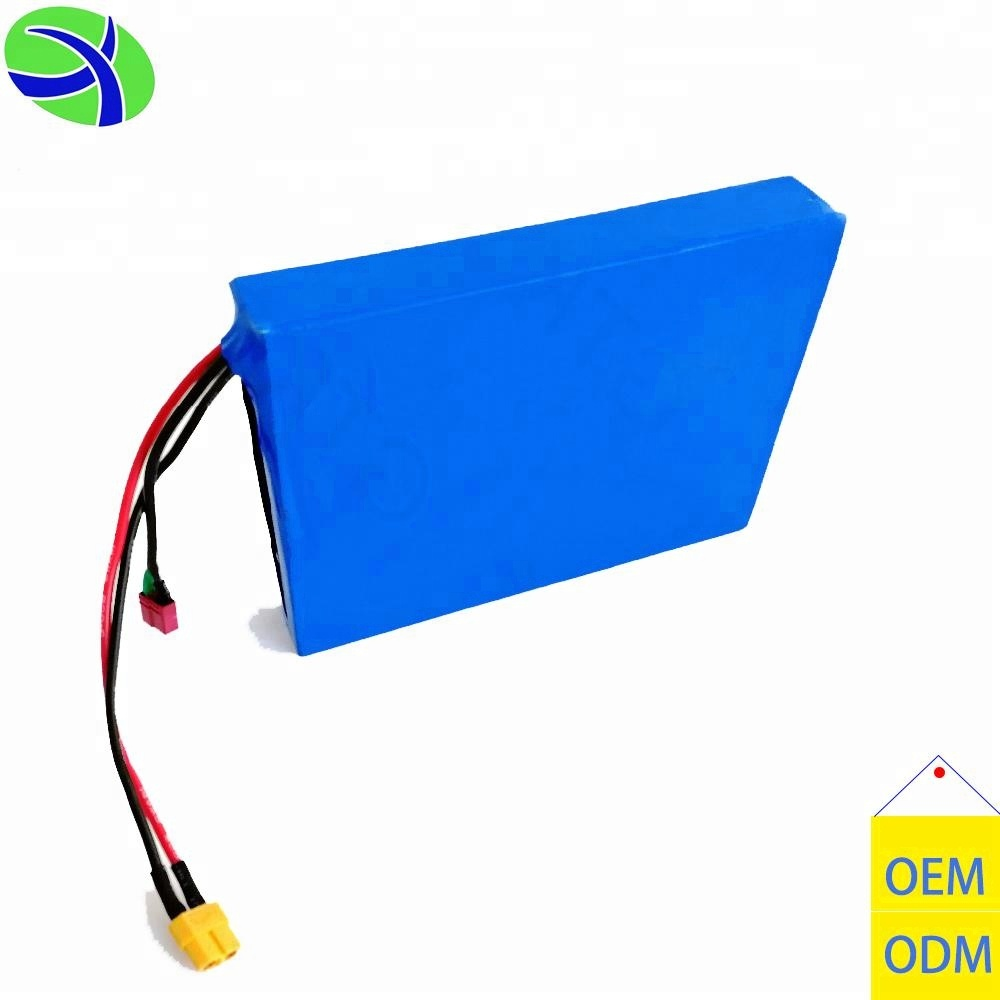 Rechargeable 10S2P 36v 18650 Battery Pack for E Bike