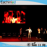 concerts/night club/disco backsatge decoration Indoor LED video wall