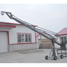 IDEAL 6m manned jimmy jib video camera jib crane for sale