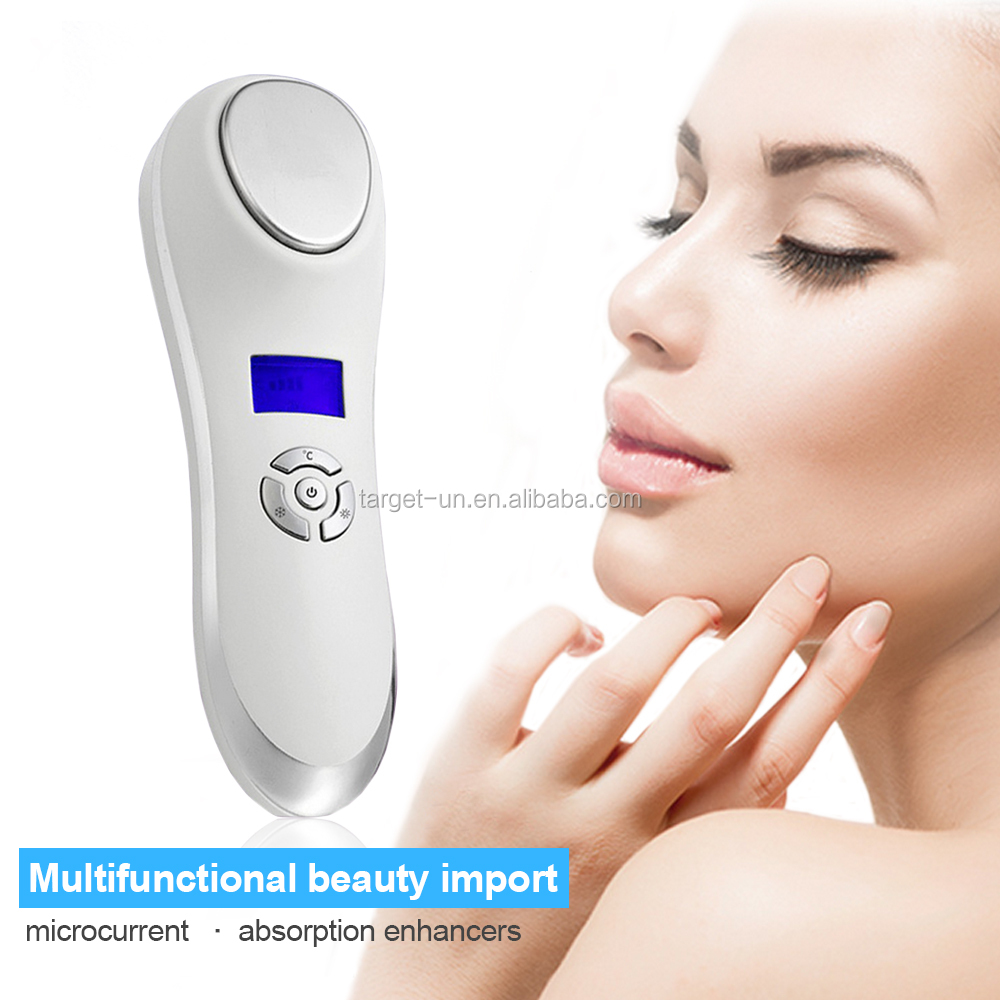 Spot cleaner facial machine home use vibrate massager personal facial massager