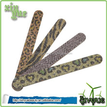 wholesale nail file high quality glitter nail file triangle nail file