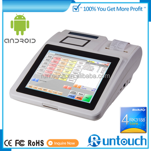 Runtouch RT-6120 Brand New High quality promotional Android lottery pos system