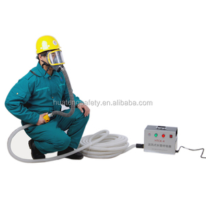 HTCK-4 Electric Long Tube Protective Mask for Painting