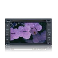 6.2 inch special car dvd player for Nissan HYUNDAI with digital panel, PIP, V-6 disc changer memory