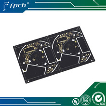 Single sided custom 1.0mm PCB rigid printed circuit board manufacture