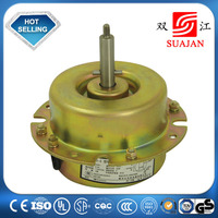 Ac single phase 4 pole electric ac motor 150w