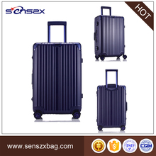 China manufacturer classic trolley trunk luggage travel trolley luggage bag for sale