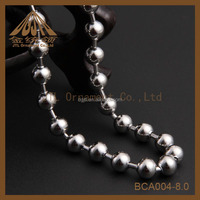 iron metal high quality ball chain curtain wholesale