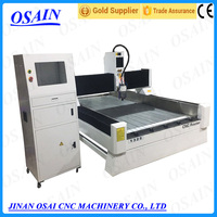 China Customize 1325 Stone Engraving CNC Router Vacuum Table / Stone CNC Router Manufacturer