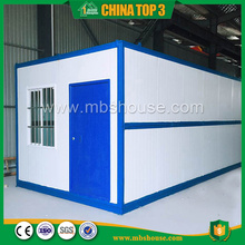 Military use container house ,prefab container for military use