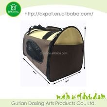 airline approved expandable carry on travel dog kennel pet carriers