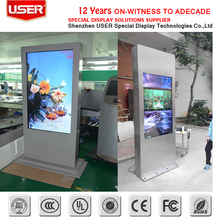 55 inch Full HD Digital Signage indoor/Outdoor Advertising Media Player/lcd advertising