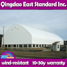 East Standard prefab insulated dome safe steel building for minerals
