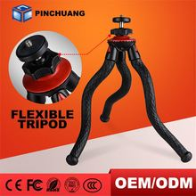 high quality extendable foto tripod