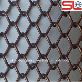 Colored Wrought Iron Decorative Mesh Slzsw Ag Metal Mesh Curtain Fabric Buy Wrought Iron