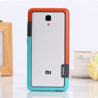 Fashion 5 Inch Soft Mobile Phone Case For Xiaomi 4 Ultra Thin Phone Cover
