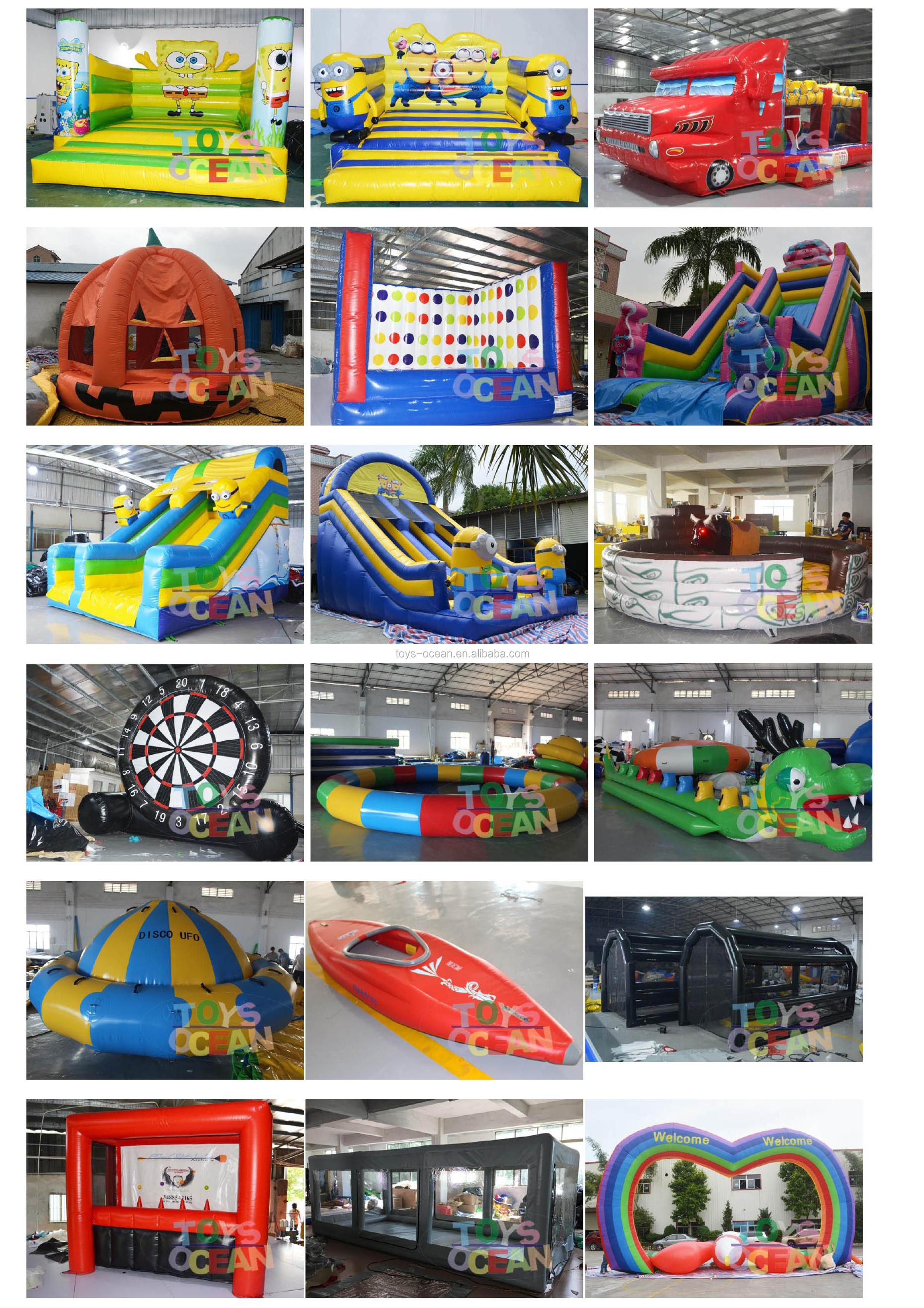 Large Custom Popular Inflatable Football Soccer Snooker Billiard Size 5 Soccer Ball Field