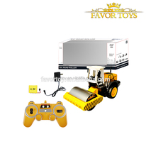 1:20 scale 4CH 2.4GHz wireless R/C road roller radio control toys