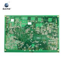 Multilayer GHD hair straightener PCB,hair straightening PCB assembly