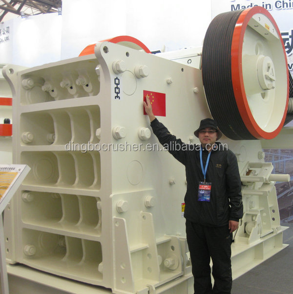 Widely Used Bearing Jaw Crusher Copper Ore Crusher For Sale