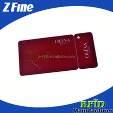 portable smart card,combo card with punch