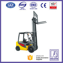 3 Ton Counter-balanced Electric Hydraulic Forklift Truck