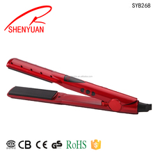 hair straightening lron ,fashion dry and wet steam ceramic hair curlers