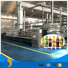 Complete Full Automatic fresh Fruit Juice machine juice Processing Line