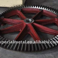 Carbon Cast Steel Spur Gear
