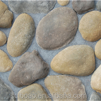Cobble Atificial Cultured Stone for sale