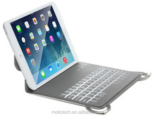 Folding,Ultra-Slim,Mini Wireless Bluetooth Keyboard With Protective Leather Case Cover For IPad Mini 2 / IPad Mini