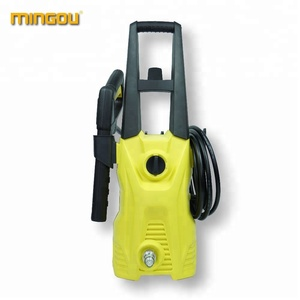 Convenient Touchless Car Wash Machine Portable Power Cordless Diesel Electric High Pressure Washer