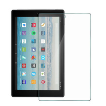 All-New Fire HD 10 Tablet Screen Protector Premium Tempered Glass Screen Protector for Amazon Fire HD 10 Tablet