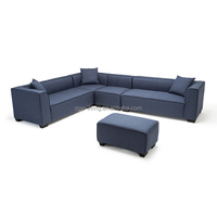 Hot Sell Fabric Living Room Sectional Sofa For Living Room ZOY-99160