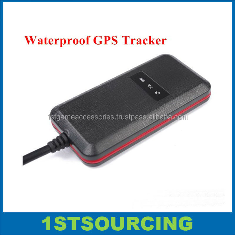 Waterproof GPS Tracker for Car/Motorcycle,Portable Mini Personal GPS locator GPS tracking