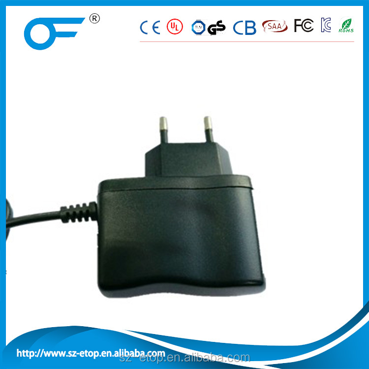 wholesale 5v europe plug adapter