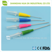 Medical disposable I.V cannula Intravenous Catheter CE ISO