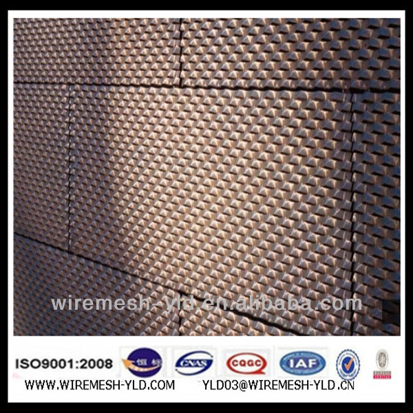 expanded metal for trailer flooring/building material