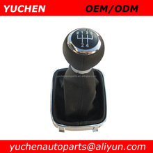YUCHEN Car Shift Gear Knob For VW Bora Golf IV Jetta Car Styling Auto Parts Accessories