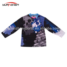 Factory price bright color blank cheap men sublimation your design custom made motorcycle jersey