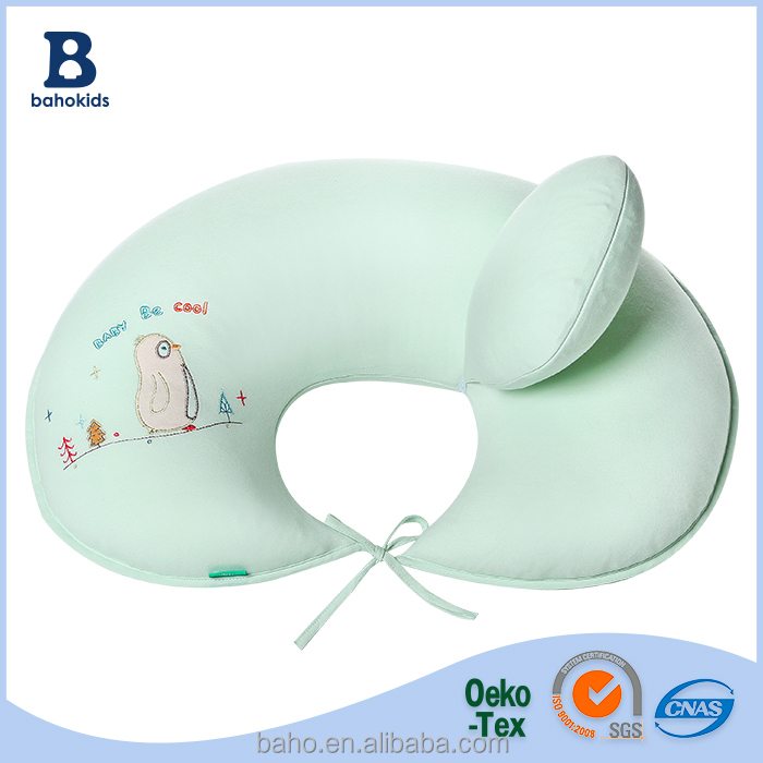 KUB Brand Wholesale Custom Baby Memory Foam Baby Body Nursing Pillow Breast Feeding Pillow