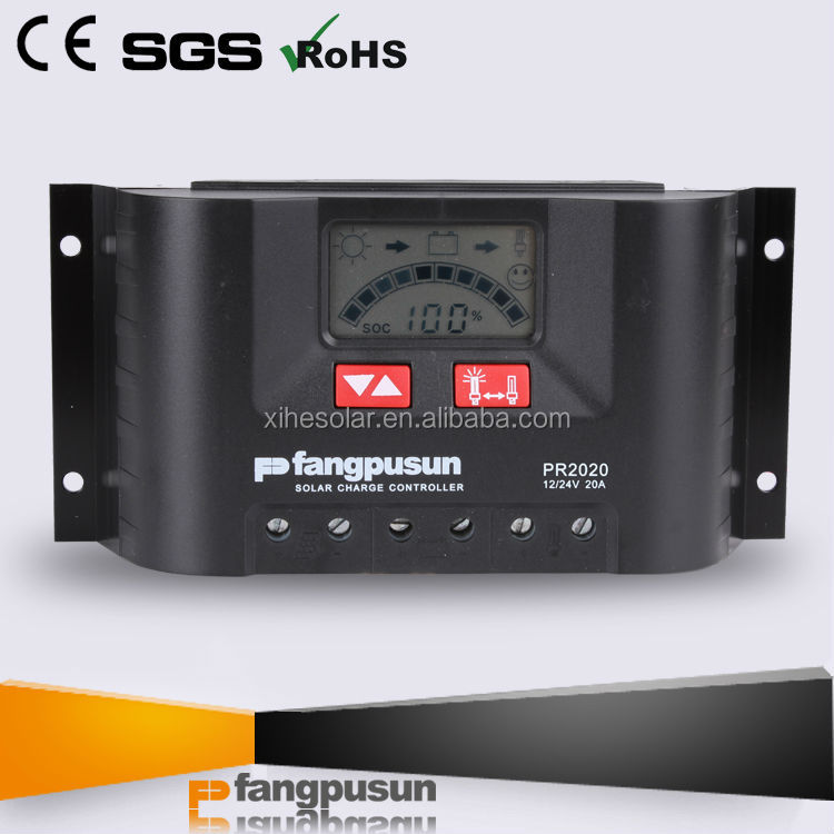 rohs solar charge controller manual