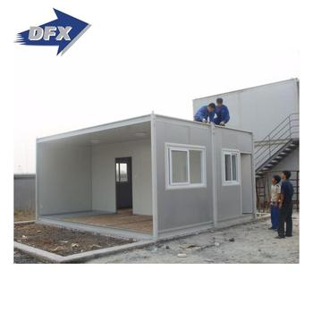 Low Cost Prefab Prefabricated Container House Luxury Home