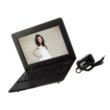 "New Android 4.0 A10 1GHZ 4GB Tablets OEM 10"" Mini Netbook Android Netbook Notebook"