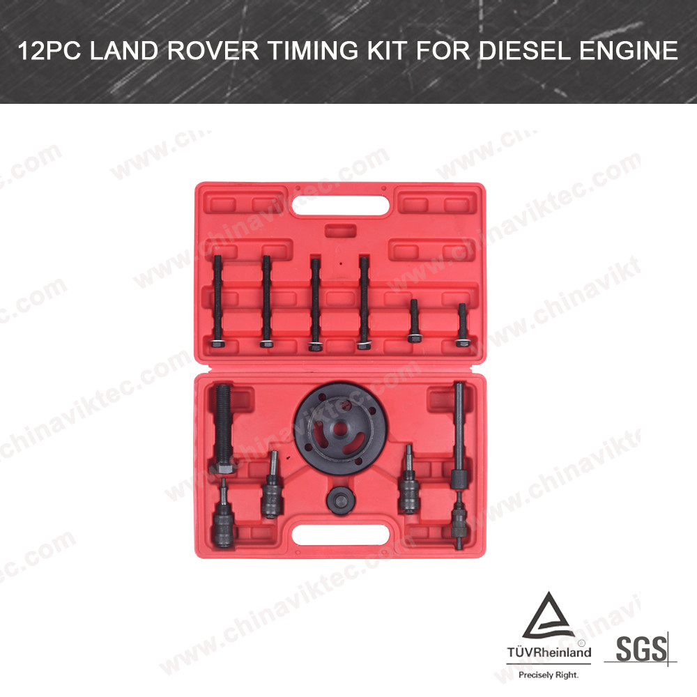 12pcs vehicle tools Timing Tool Kit For Diesel Engine (VT01022)