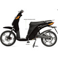 "26""inch Swift electric scooter for adult and teenager"