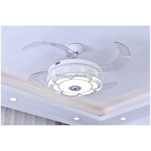 2017 Hot Wholesale ceiling fan light lighted ceiling fans ceiling fans with lights