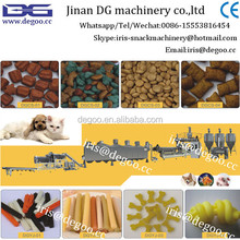 Pet/ Dog / Cat/fish food processing machine equipment