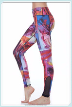 Excellent Quality Wholesale Custom Printed Soft Winter Workout Leggings