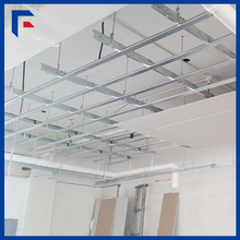 Gypsum board metal profile light steel keel for suspended ceiling